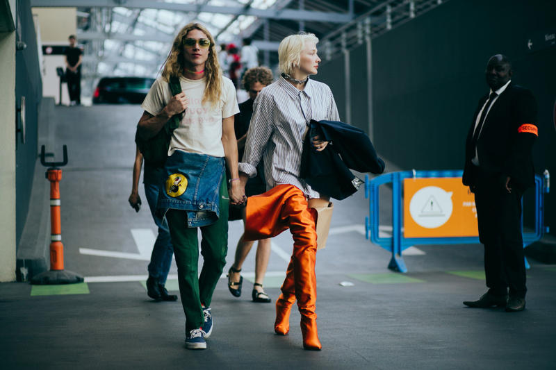 "Streetsnaps of Vetements 2018 Spring/Summer ""NOSHOW"""