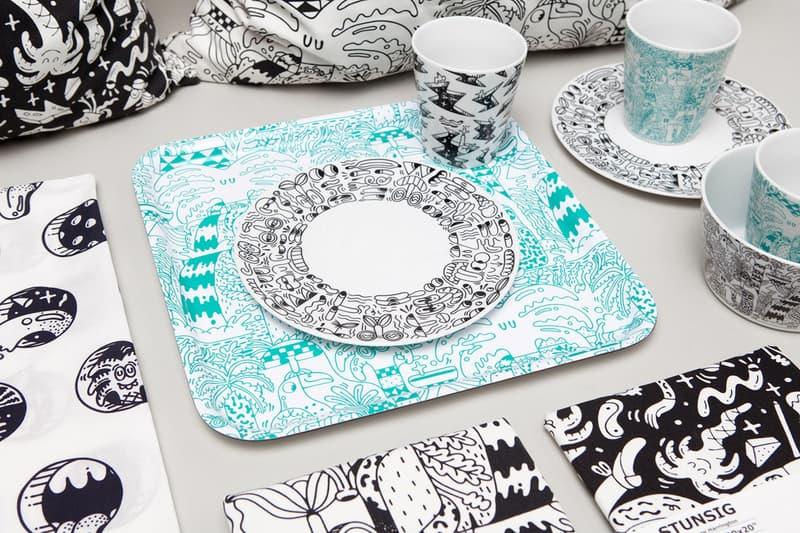 IKEA 將聯手 Steven Harrington 等六位藝術家打造夏日聯名系列「STUNSIG」