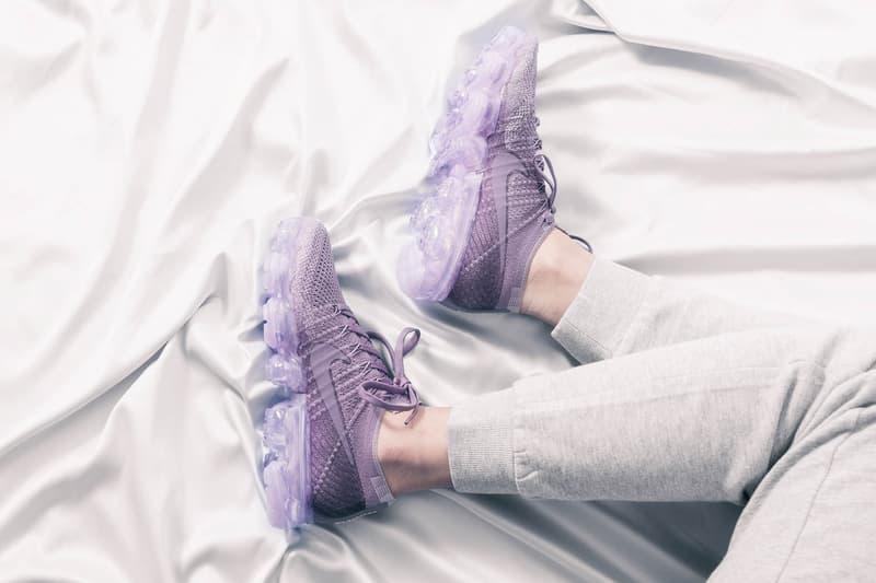 Nike Air VaporMax 全新粉紫配色 HBX 上架