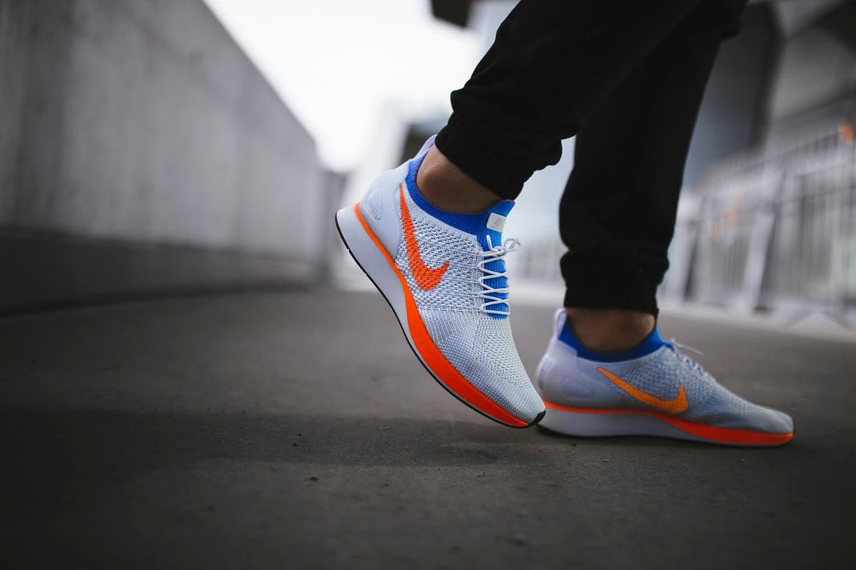 Nike 全新跑鞋 Air Zoom Mariah Flyknit Racer 上腳預覽