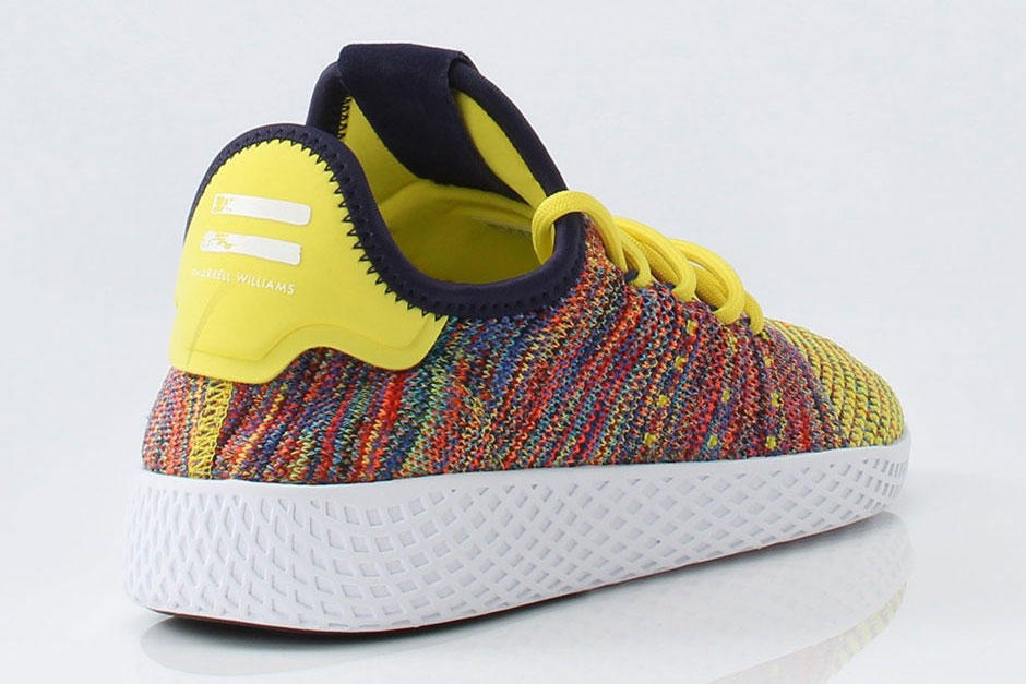 Pharrell x adidas Originals Tennis Hu 2017 Summer Preview
