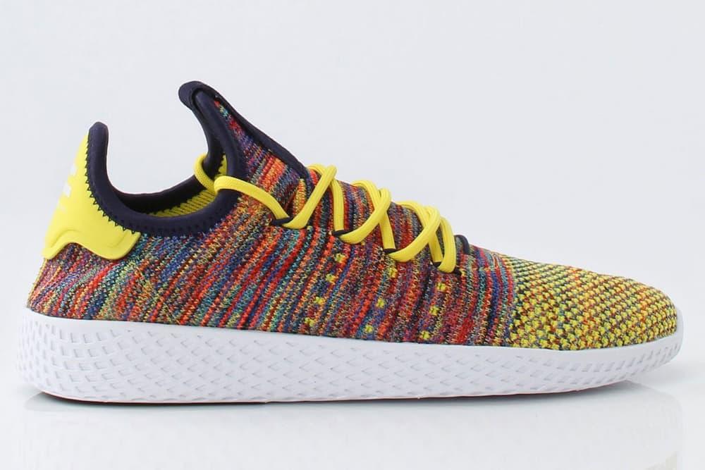 Pharrell x adidas Originals Tennis Hu 2017 Summer Preview