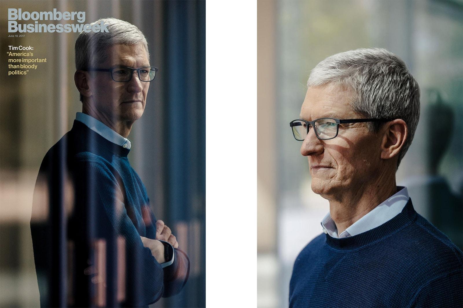 精神領袖 - Tim Cook 視 Steve Jobs 為蘋果「憲法」去管理及創作