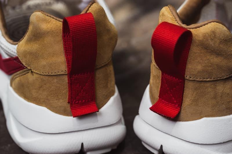 Tom Sachs x NikeCraft Mars Yard Shoe 2.0 Closer Look