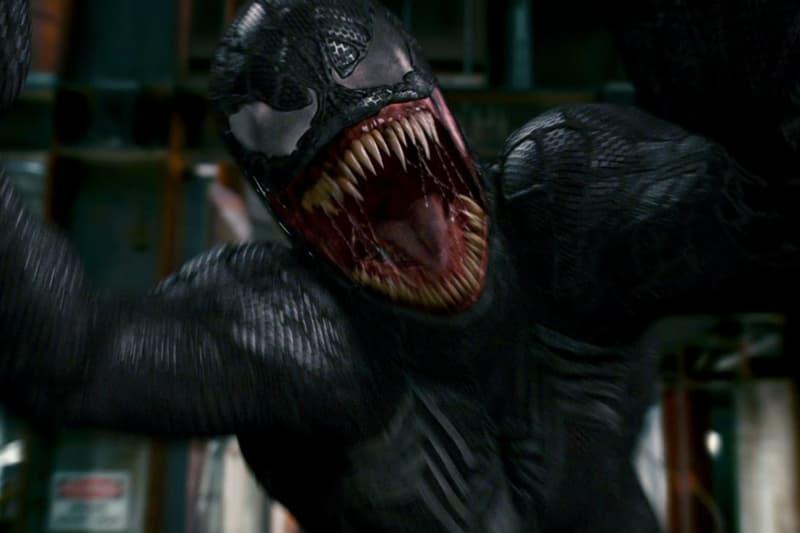 黑蜘蛛 Venom 獨立電影非漫威電影宇宙的一部份