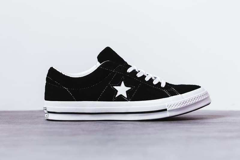 5f0e75878faec8 Converse One Star 全新Premium Suede 鞋款已在HBX 上架