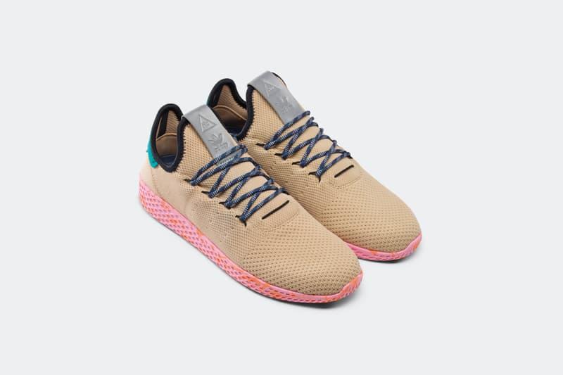 adidas Originals By Pharrell Williams HU 最新「TENNIS HU ICONS」企劃第二章全新到著