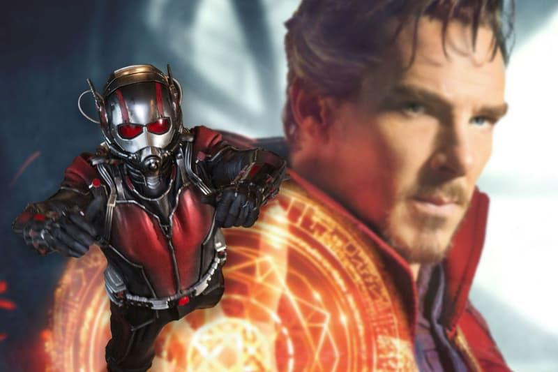 《Avengers: Infinity War》劇照曝光 Ant-Man 與 Doctor Strange 雙雙落難!
