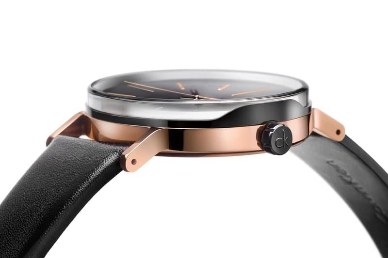 美國品牌 Calvin Klein 將極簡發揮極致,推出 boost 和 miminal 腕錶系列最新設計。