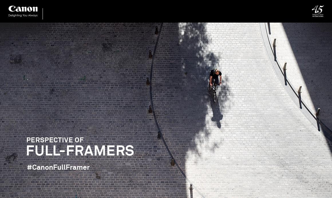 Canon今年再次舉辦「Perspective of Full-Framers」特別企劃,根據比賽規則便有機會獲得獎項及獎品。