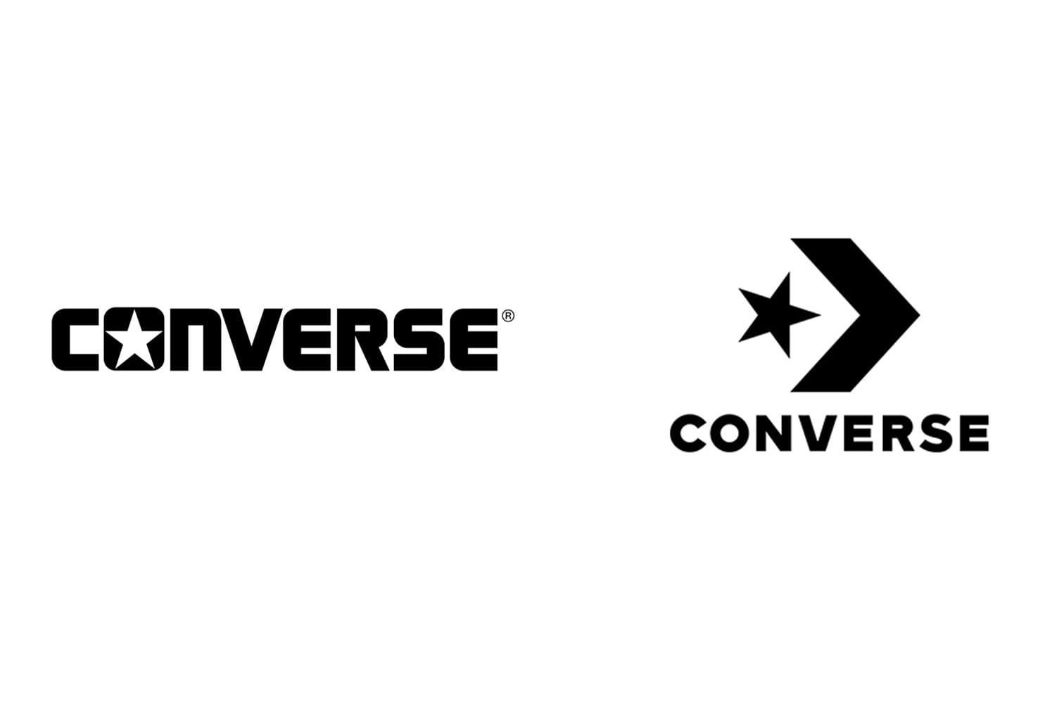 Converse 的新 Logo 背後有何歷史故事?