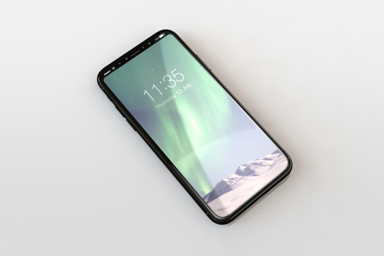 《Forbes》根據配件廠商獨家消息製作 iPhone 8 最新渲染圖