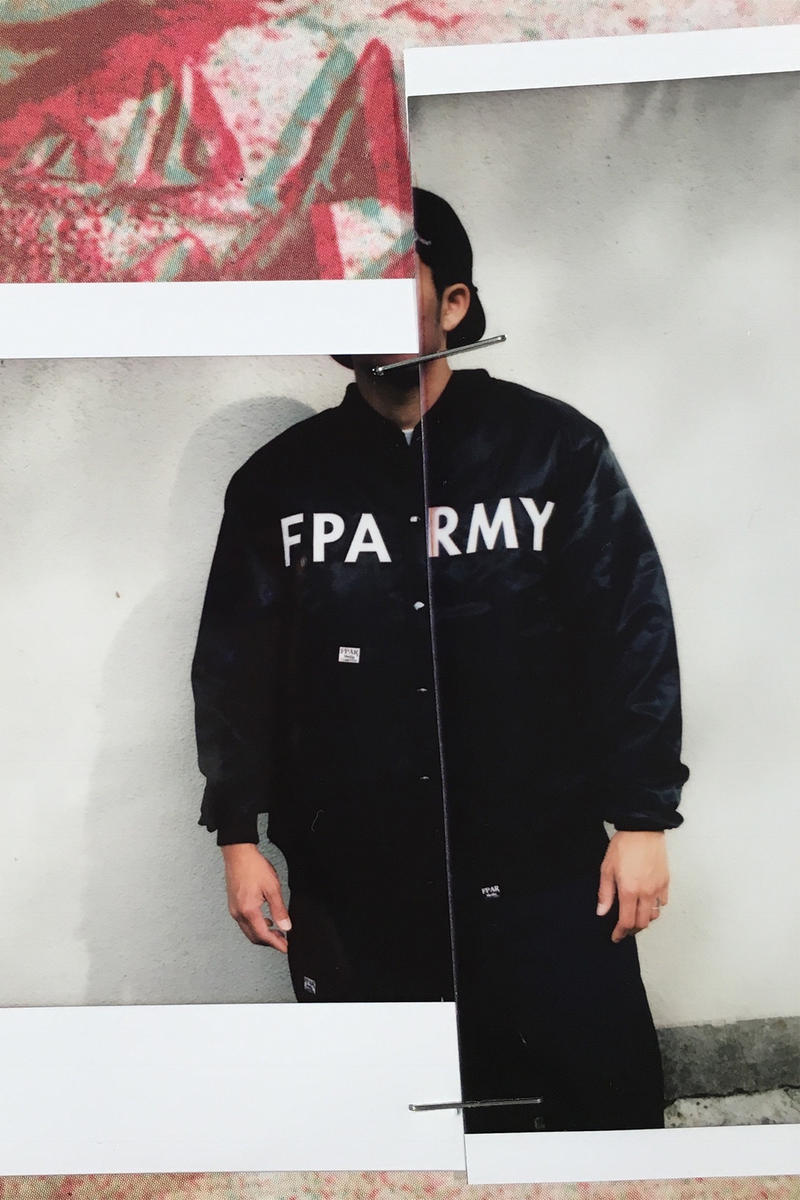 FPAR 2017 Fall/Winter Lookbook