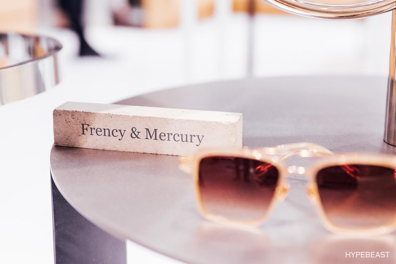 Frency & Mercury 2017 秋冬眼鏡系列
