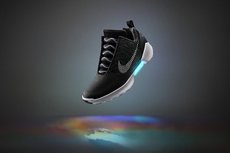 Nike 透露正在研發第二代自動綁帶鞋 HyperAdapt