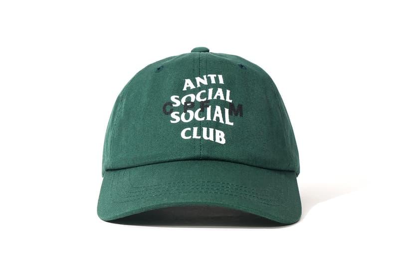 Anti Social Social Club 釋出與 Cactus Plant Flea Market 之聯乘單品