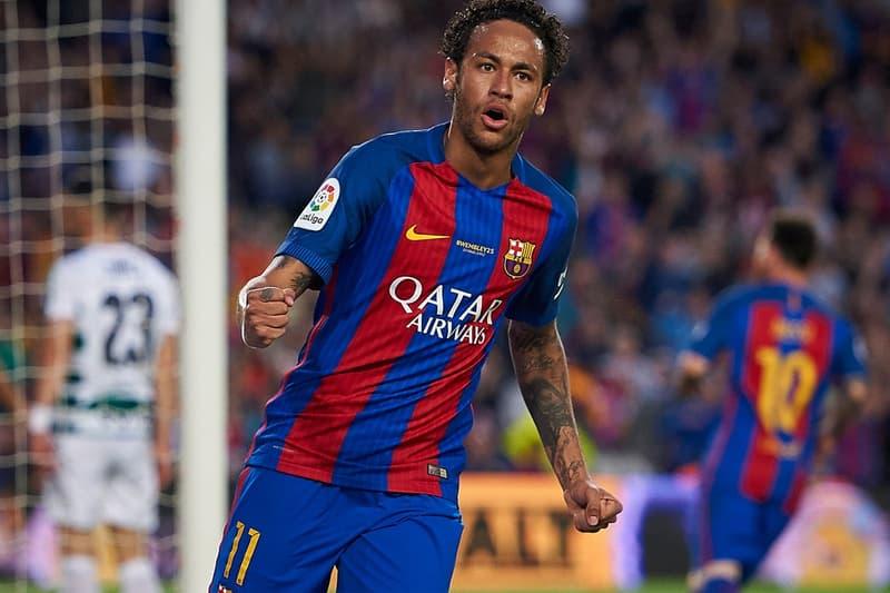 消息指 Neymar 接受 PSG 的 2.5 億美元轉會條款