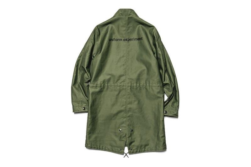 uniform experiment 2017 秋冬系列首波上架單品