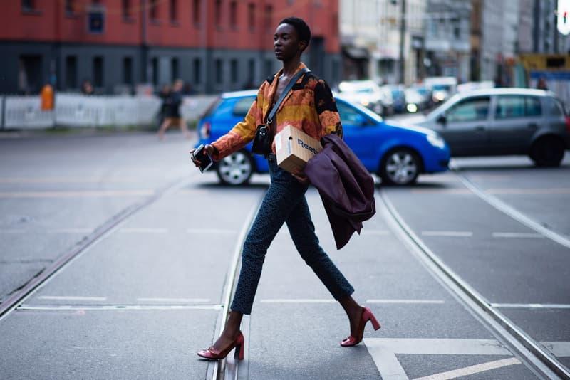 Streetsnaps Berlin Fashion Week 2018 Spring/Summer