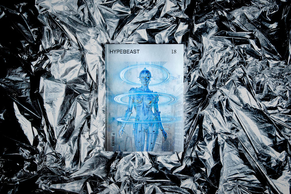 《HYPEBEAST Magazine》第 18 期: The Sensory Issue 正式登場