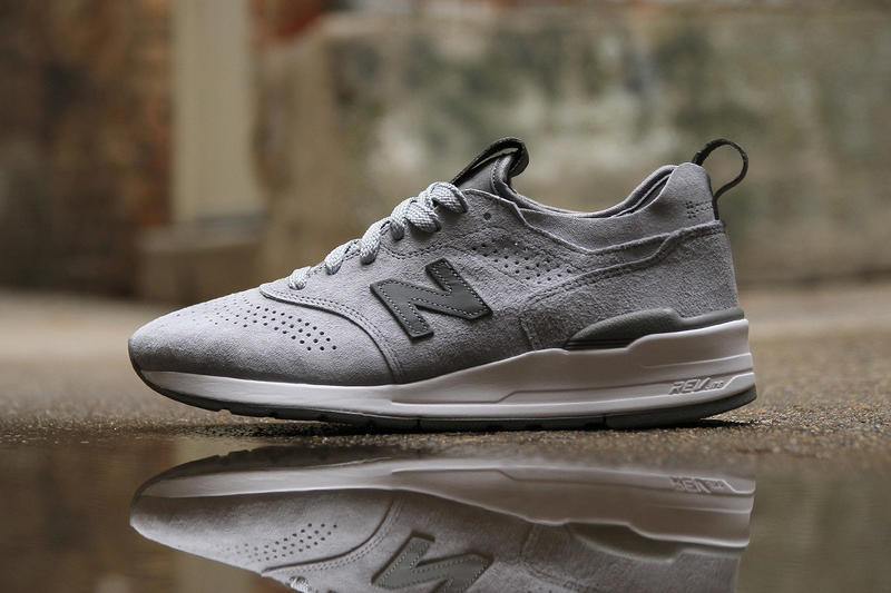 New Balance 997 Deconstructed Grey