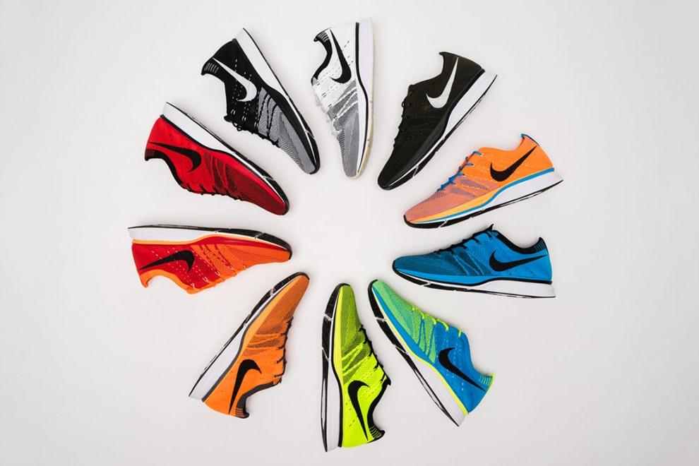收藏家 Marc 分享元祖配色 Nike Flyknit Trainer