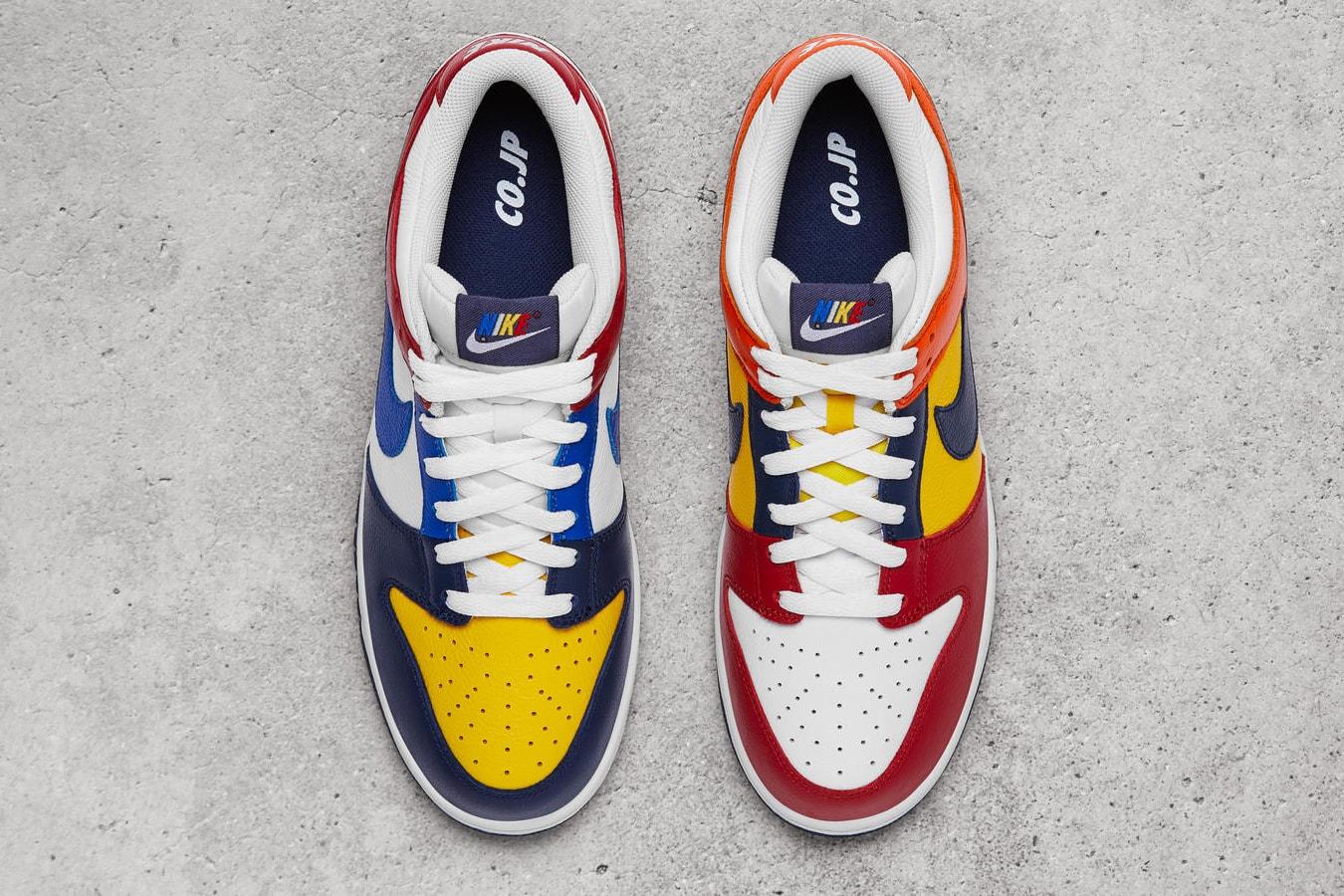 Nike 推出全新「WHAT THE」Dunk Low JP 配色鞋款及 T-Shirt
