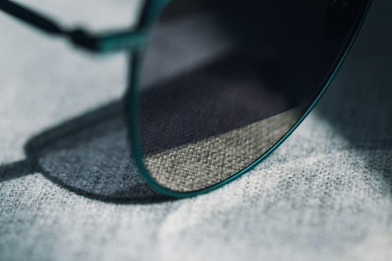 OWDEN Eyewear 太陽鏡款 Double Standard 登場