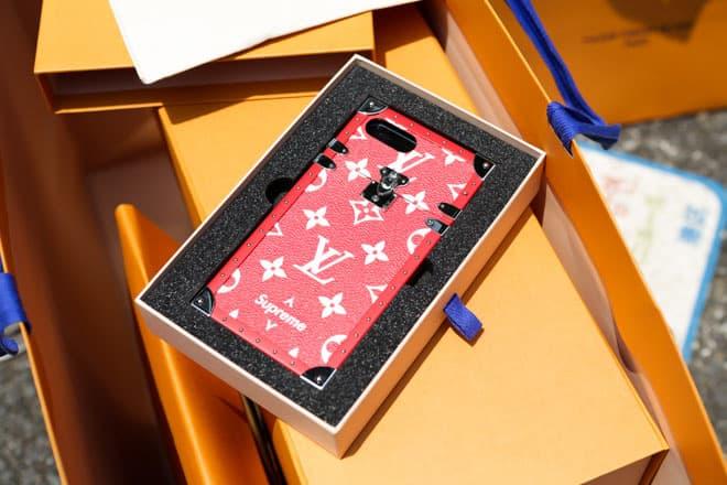 癱瘓東京 - Supreme x Louis Vuitton 東京 Pop-Up Store 提前閉店