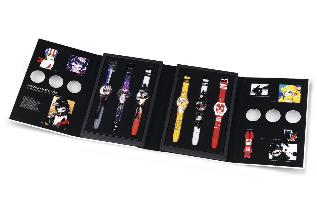 香港限定!超經典 Swatch x Jeremy Scott 手錶系列再度限量上架!