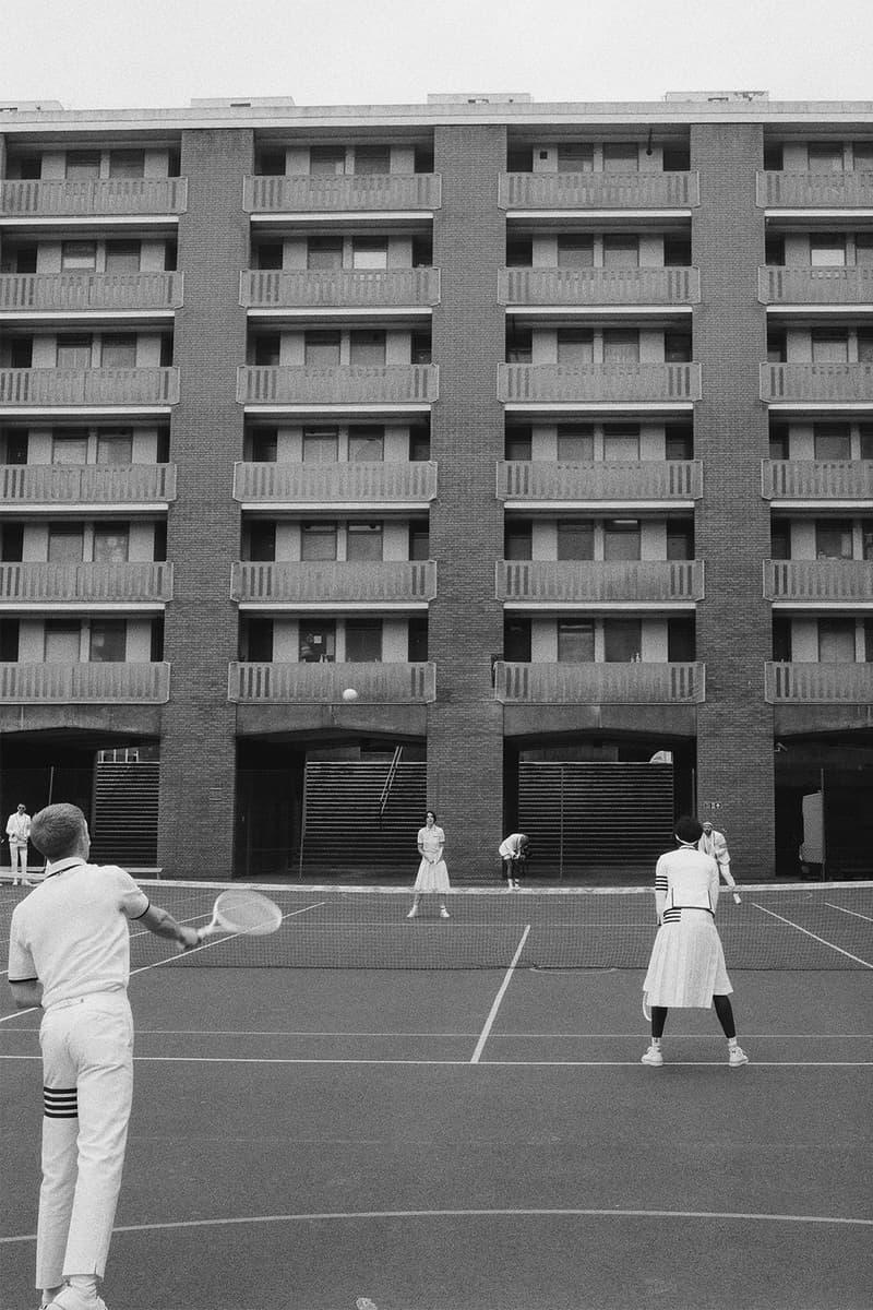 Thom Browne 2017 Summer Tennis Capsule