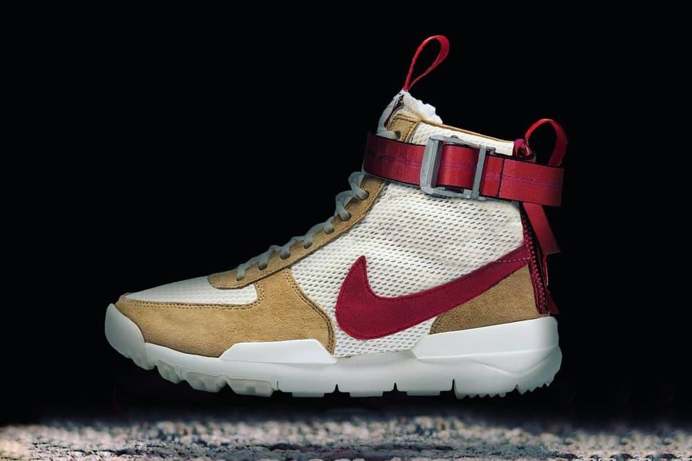 Tom Sachs Mars Yard 2.0 x Nike SF-AF1 Concept