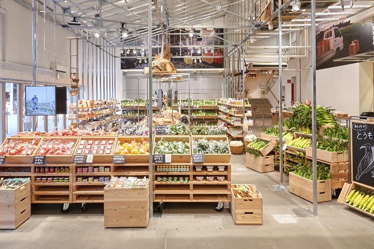 全球首家 MUJI 無印良品蔬果雜貨店現已開業!