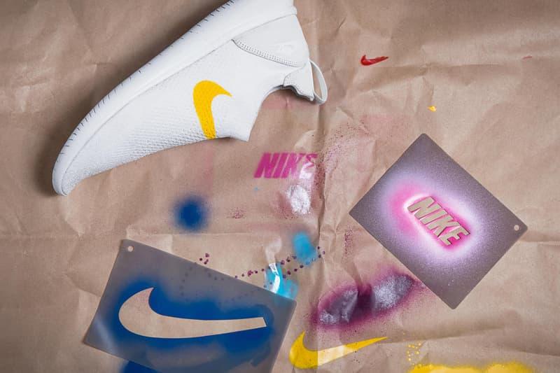 創意大發 - Nike 推出用家個性化鞋款 Gakou Flyknit