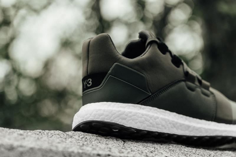 adidas Y-3 Kozoko Low Black/Olive
