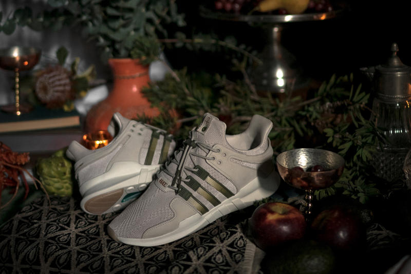 adidas Consortium x Highs and Lows 聯乘 EQT Support ADV 鞋款