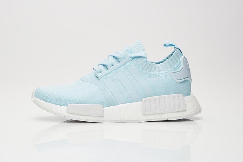 "adidas Originals NMD R1 PK ""Ice Blue"" & ""Grey Heather"""