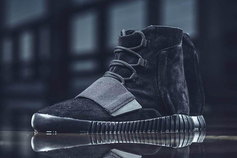 "adidas Originals YEEZY BOOST 750 ""Triple Black"" Outlet"