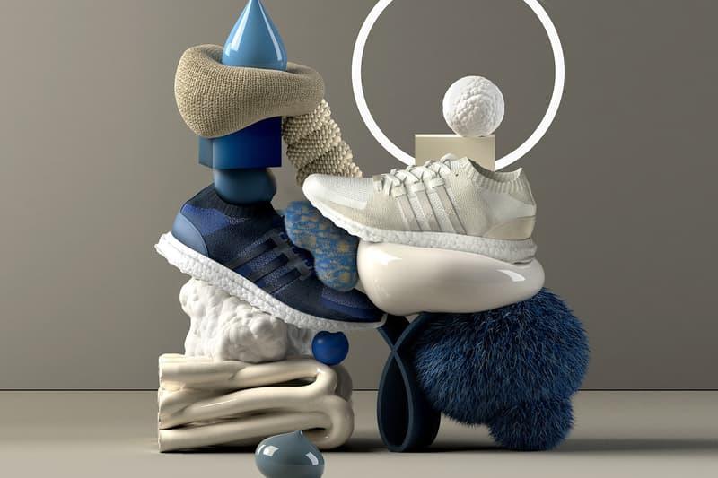 adidas Originals & Sneakersnstuff EQT Materials Pack