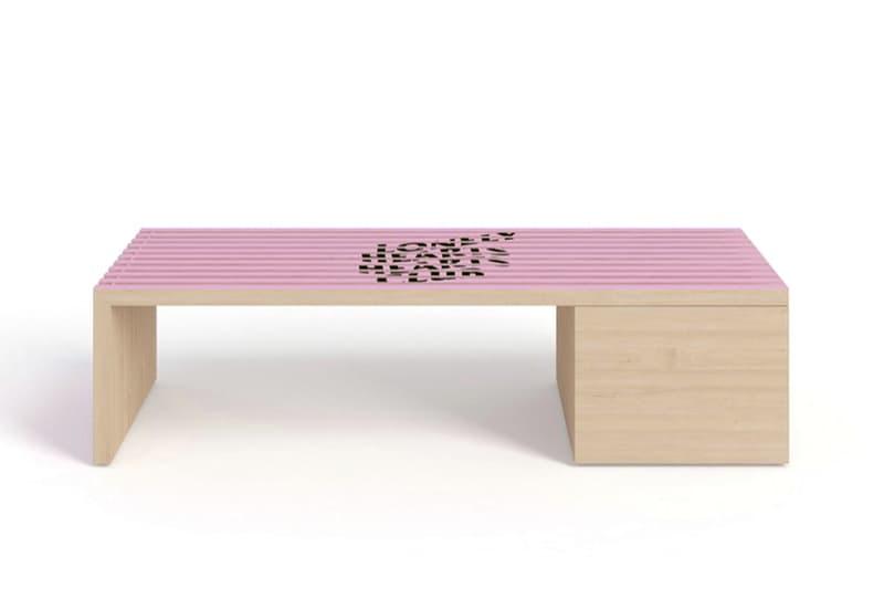 以著名街牌為靈感!洛杉磯建築師 Dan Brunn 玩味傢俱系列