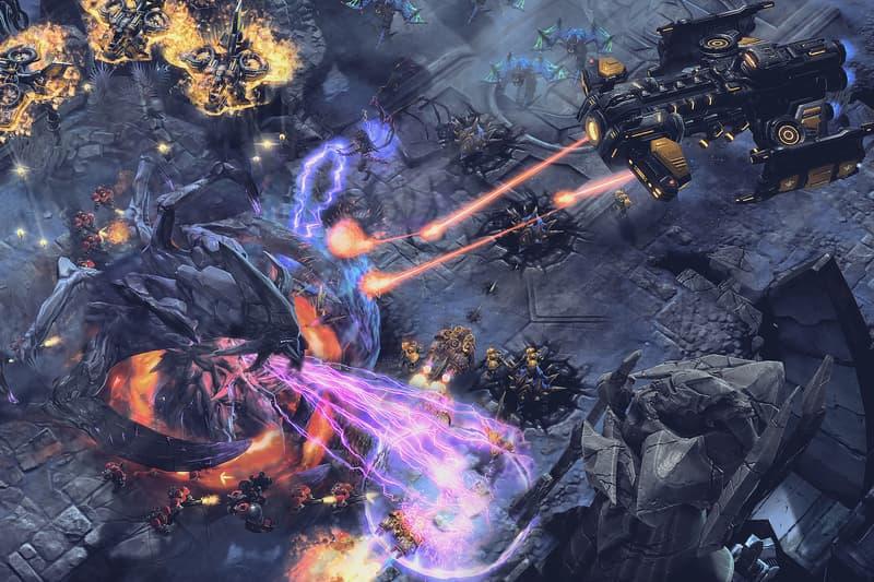 Google 人工智能再度與人類決戰《StarCraft II》!?