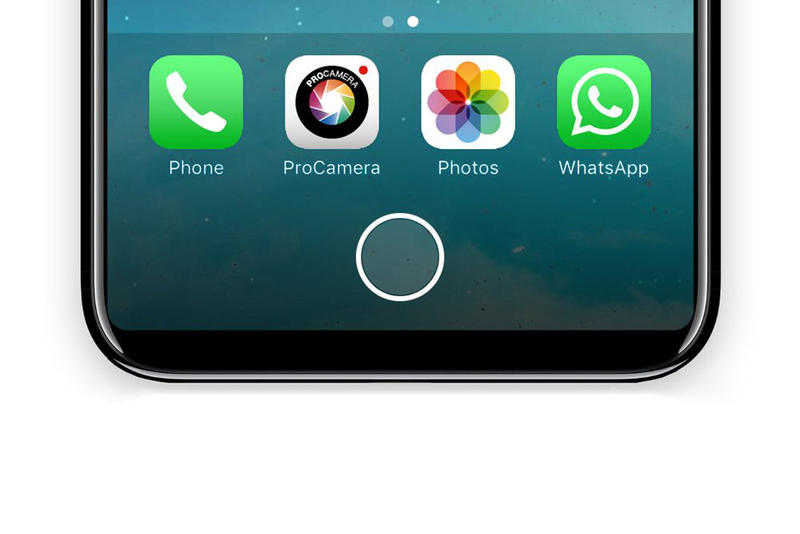 Touch Bar 移植 - 韌體代碼揭示 iPhone 8 屏幕觸控設計