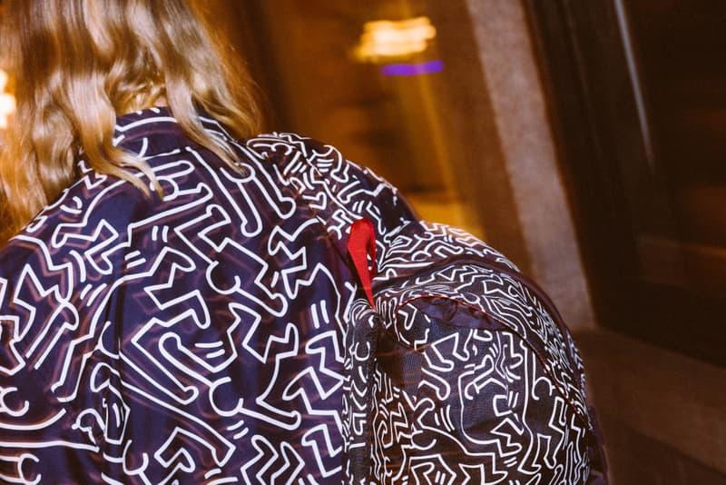 首彈服裝企劃-Herschel Supply Co. x Keith Haring 注目聯乘