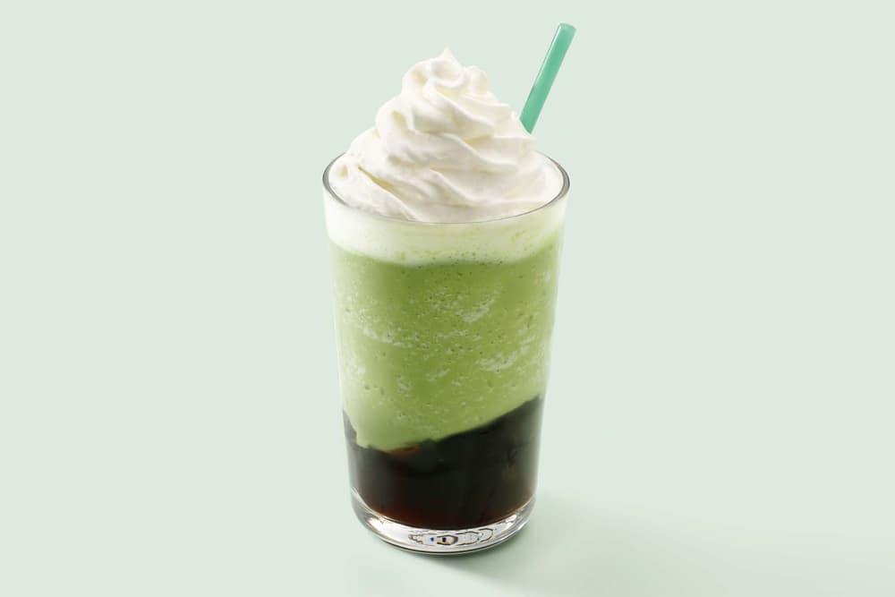 香港 Starbucks 推出全新「伯爵啫喱 x 抹茶」期間限定特飲