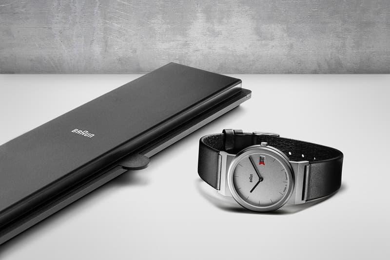 極簡工業美學-Braun 復刻推出兩款經典手錶款式