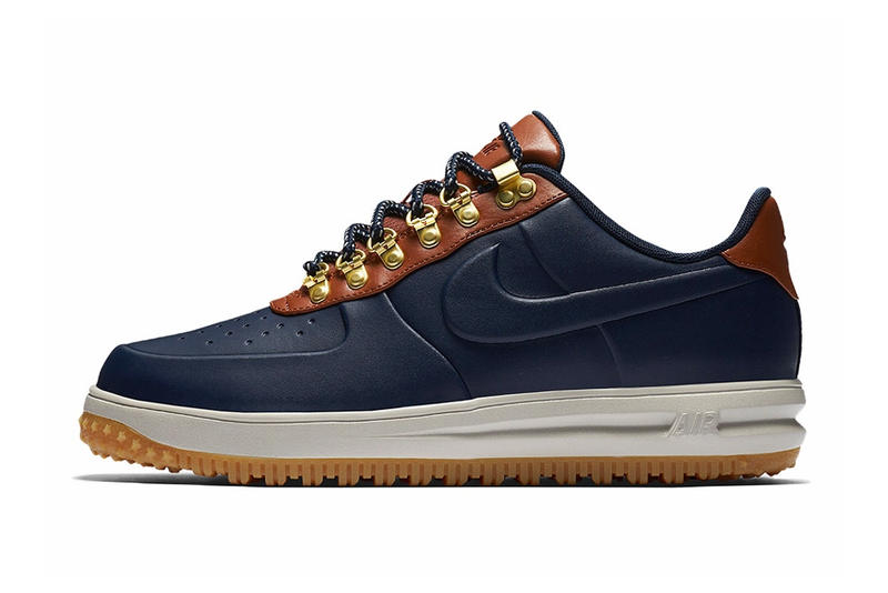 Nike 以 Lunar Force 1 為基調移植經典戶外靴 Duckboot 的元素