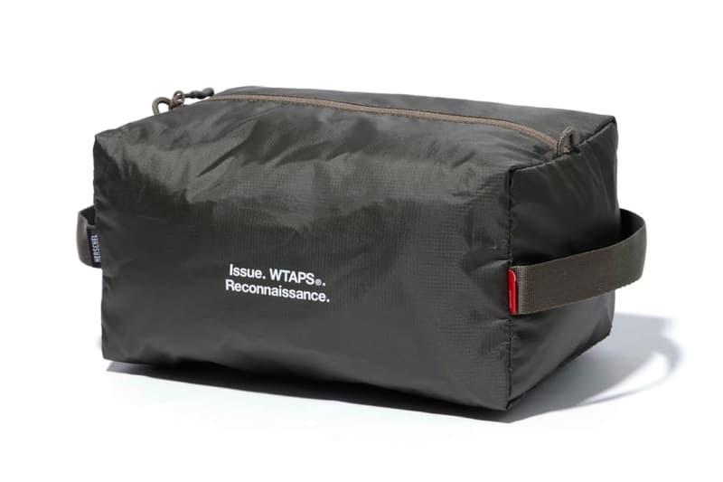 WTAPS x Herschel Supply Co. 聯乘產品錄一舉公開