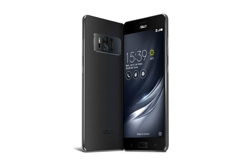 ASUS ZenFone AR - 全球首款同步支援 Daydream VR 與 Tango AR 的旗艦手機