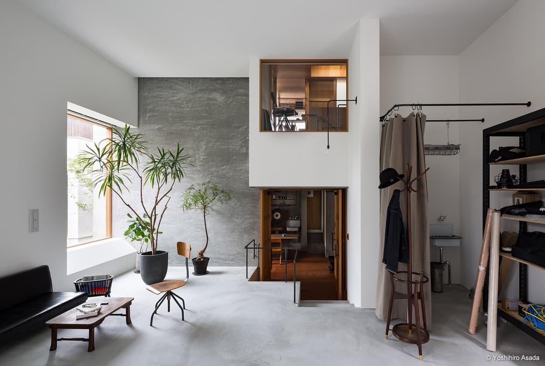 走進 FORM/Kouichi Kimura Architects 為攝影師打造的光能空間