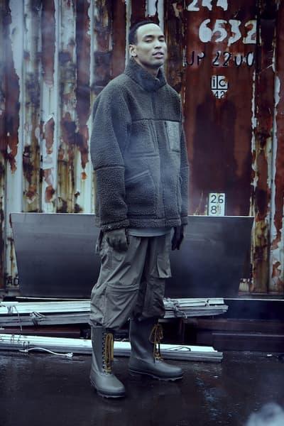 致敬美軍化學兵-HUMIS 最新 2017 秋冬系列 Lookbook